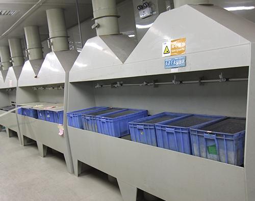 多晶硅清洗工作台