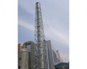 多晶硅氮氧化物净化塔