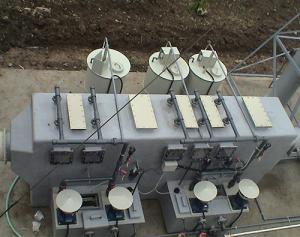 污水站卧式臭气处理设备